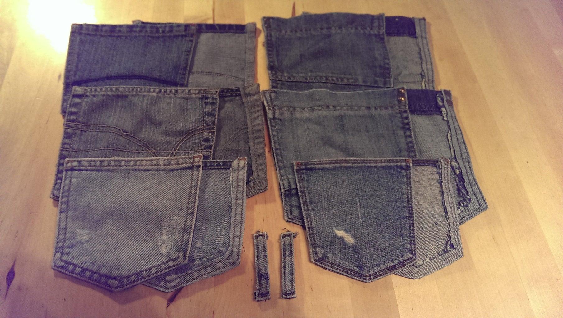 Salvaged Pockets