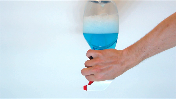 How to Make a Spray Bottle That Works in Any Direction/Position