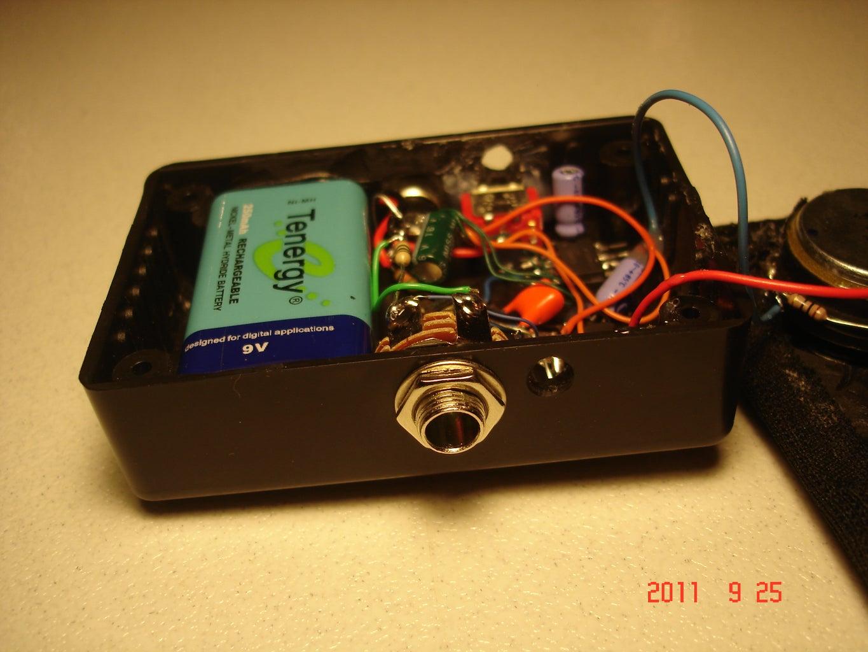 Assemble the Amp