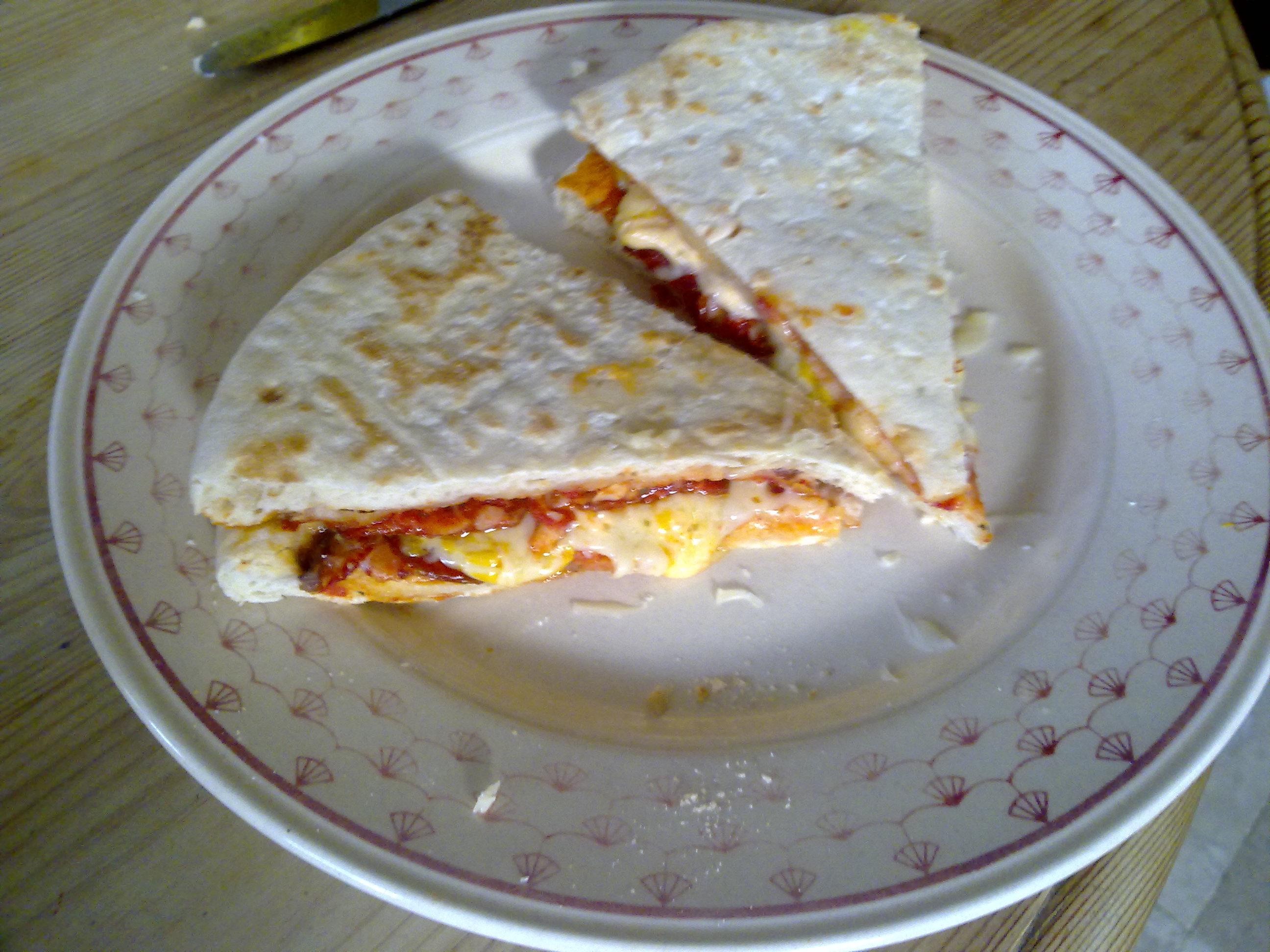 Panini Pizza