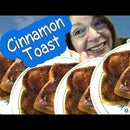 THE BEST CINNAMON TOAST RECIPE ★ OLD FASHIONED CLASSIC ★