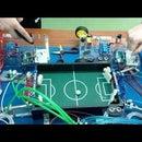 Futbolin elektro-pneumatikoa arduinoarekin