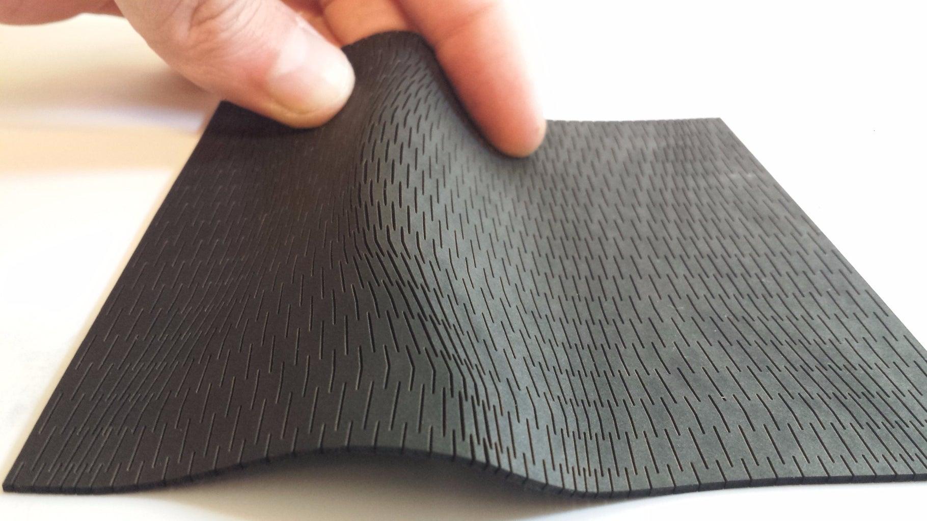 Curved Kerf Bending Part 2