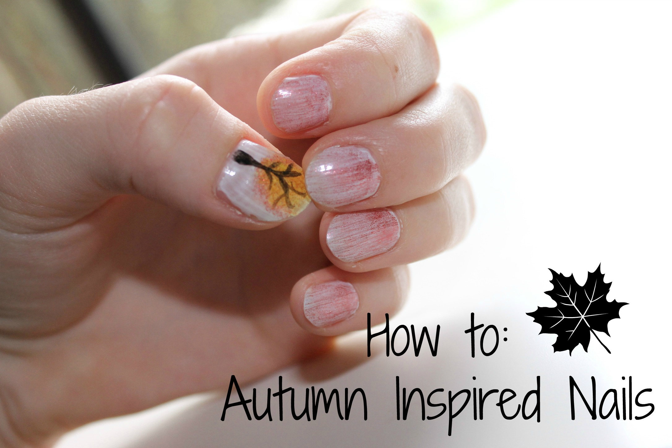 Autumn Inspired Nails