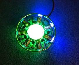 U-M-R-O: Uranium-glass-marble-ring-oscillator