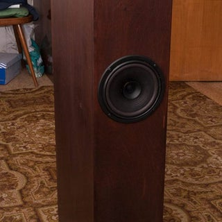 Transmission Line 6'' Loudspeaker With Responce From 30hz (-3db).