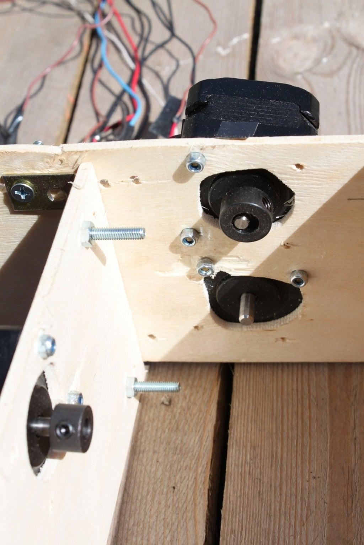 Eggbot Frame - Assembly 1