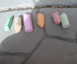 Painting a Sidewalk Mural With Chalk Paint