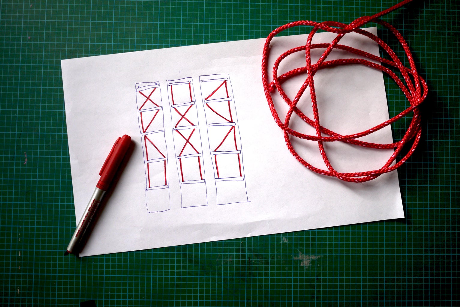 Design You Cord Pattern