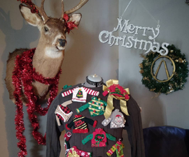 The Ugly Christmas Sweater Sweater