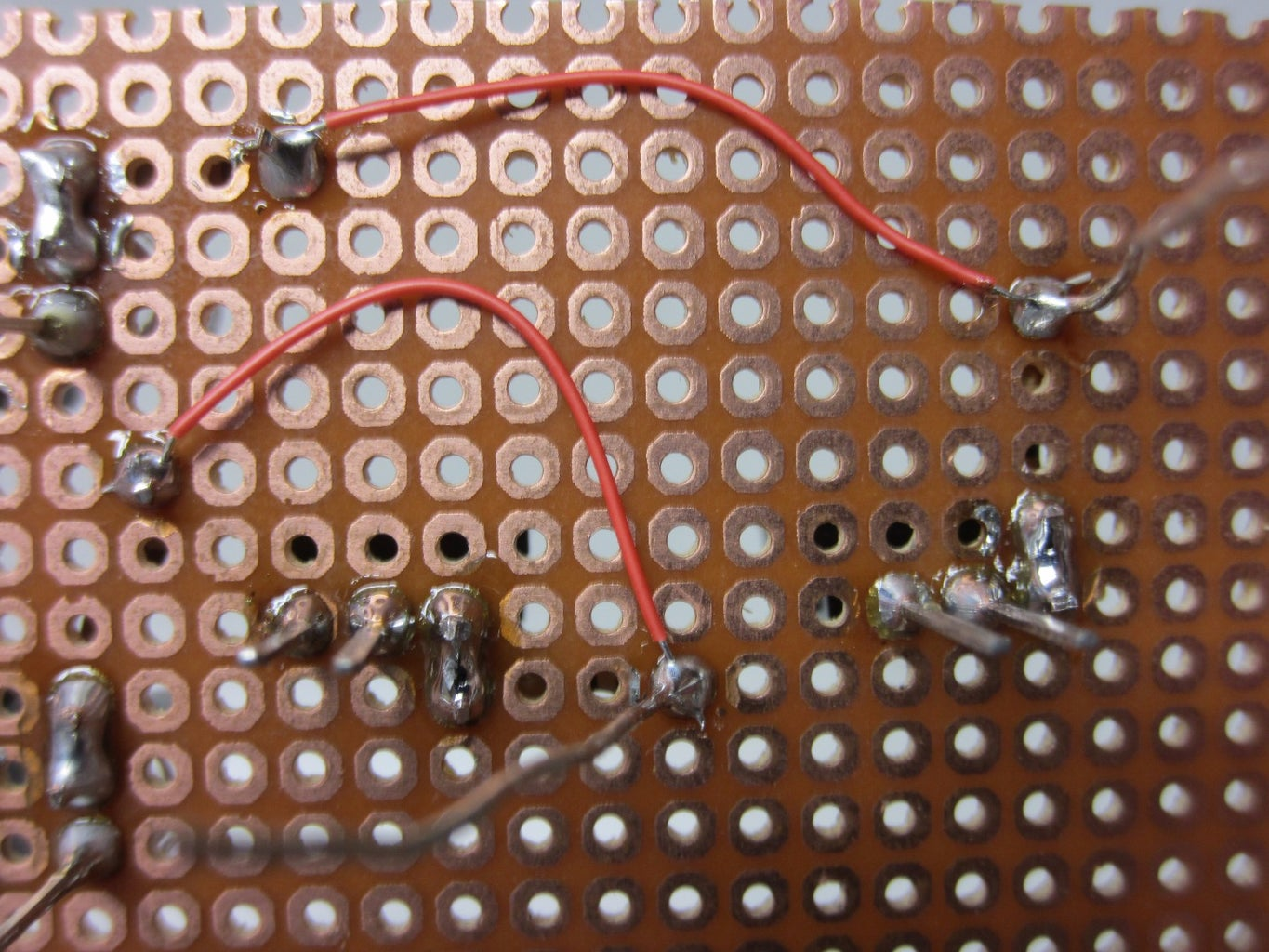 Connect the Resistors in Pairs