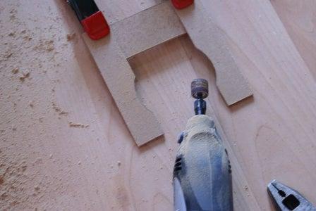 Saw and Glue... No Screw Version