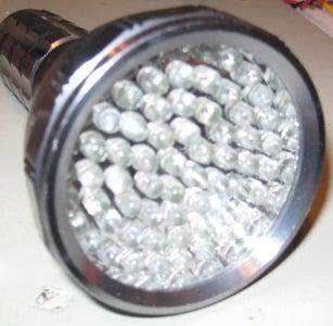 OPTIONAL: LED FLASHLIGHT MODIFCATION #2