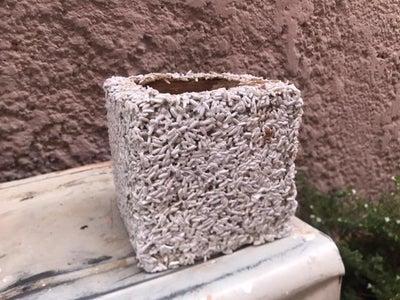 Rice Textured Vase/Planter