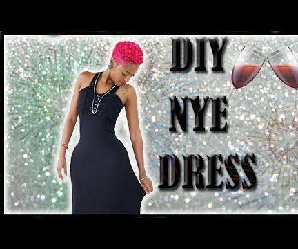 DIY NYE Dress