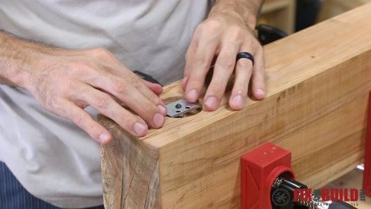 Prep the Mounting Hardware