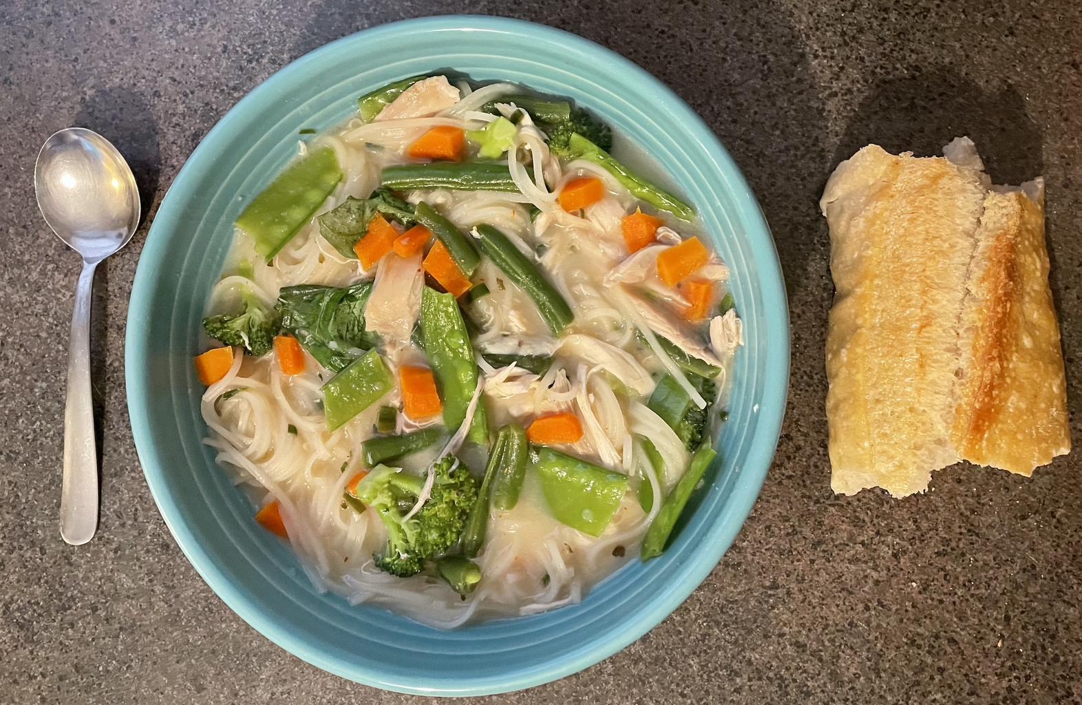 Enjoy Your Soup!