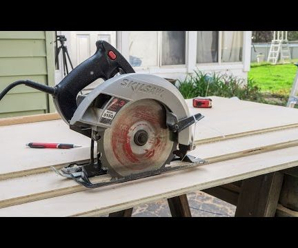 Perfect Cuts With a Circular Saw Guide