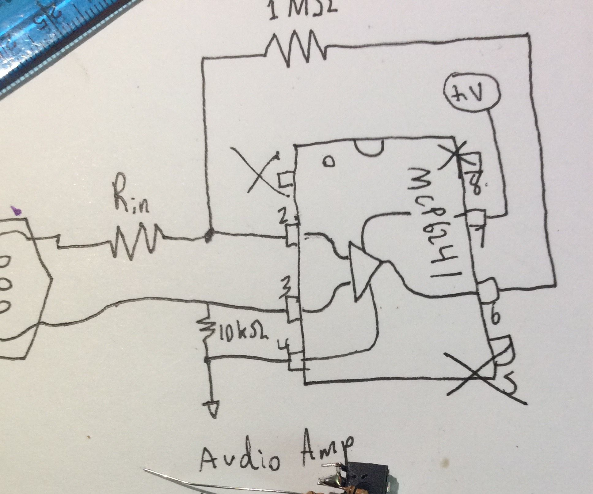 Op Amps Without Circuit Boards
