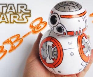 BB 8- Star Wars / Foam, Goma Eva -Diy Craft