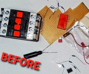 DIY Security Laser Alarm System Prototype