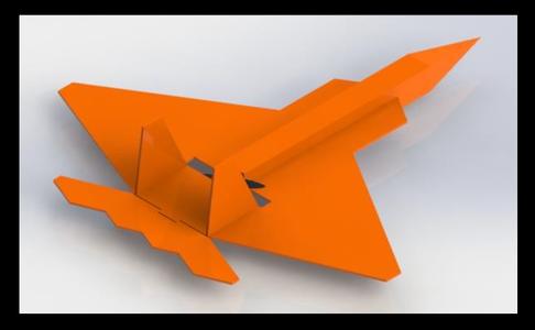 Subsonic F-22 Raptor: RC Plane DIY