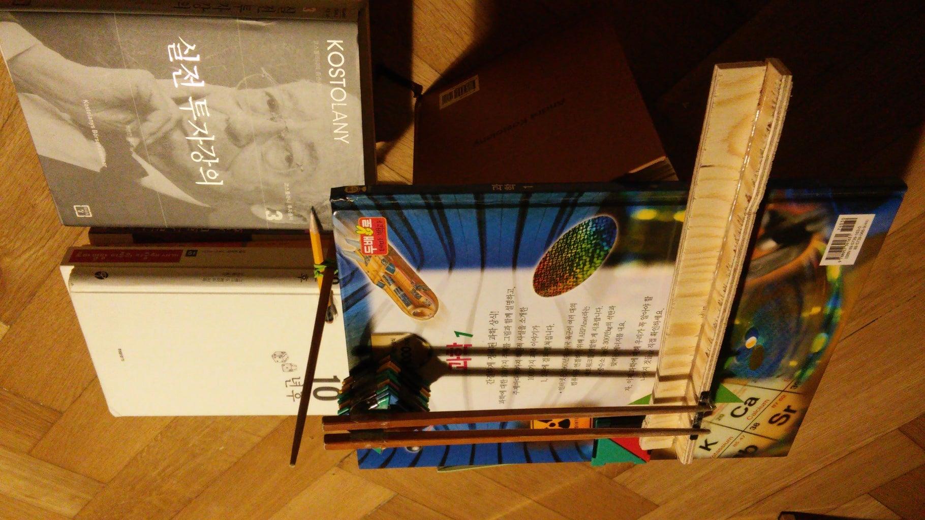 How to Create My Rube Goldberg Machine-Step 7
