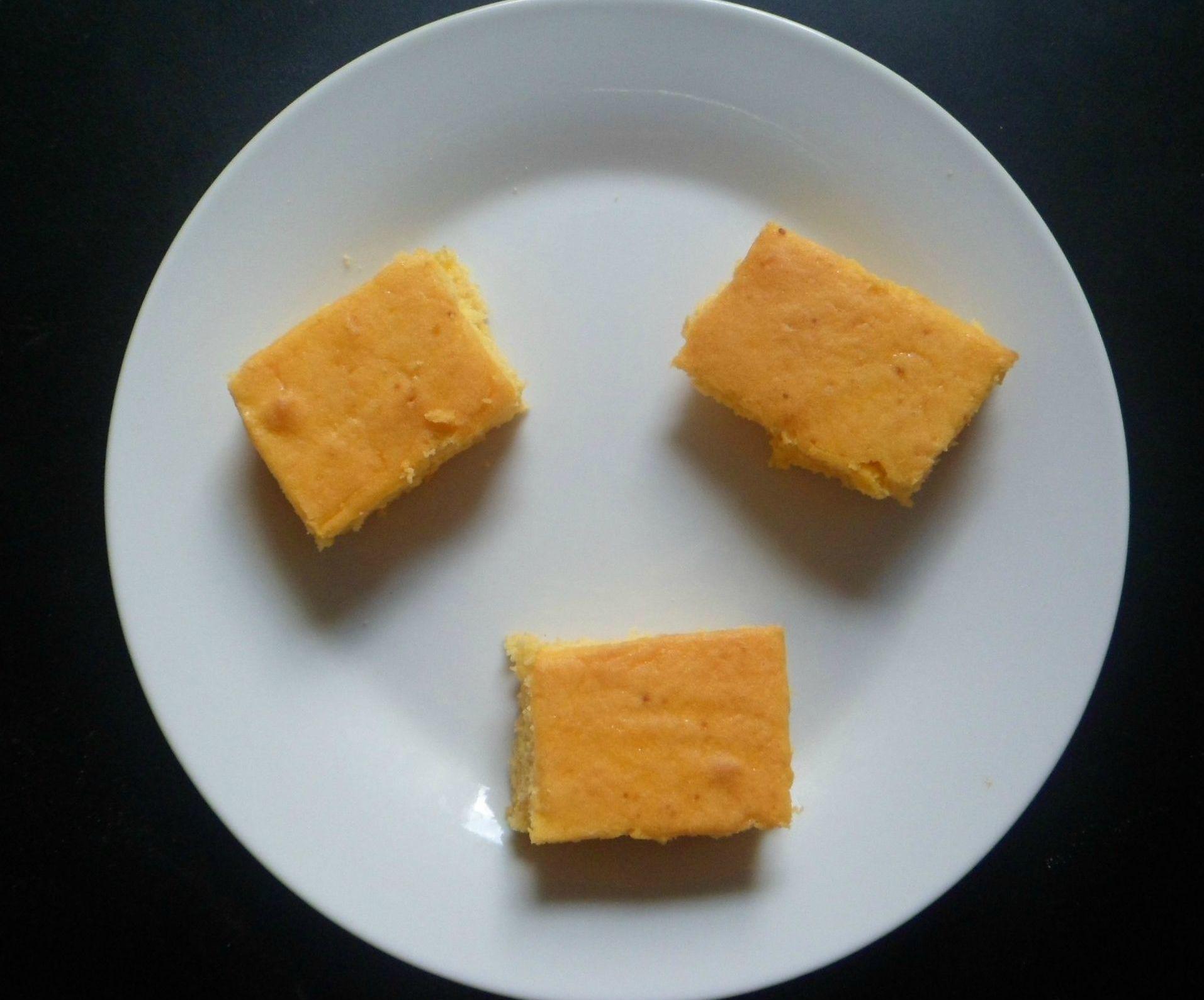 Custard Powder Cake