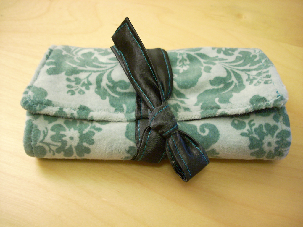 How to make a Jewellery Roll