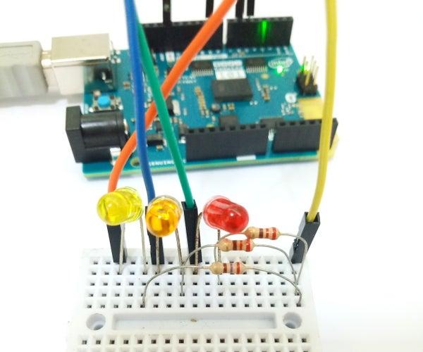 Gyroscope With Arduino 101