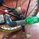 Make Your Bicycle Sound Like a Motor Cycle -  Turbo Spoke  - Twin Version
