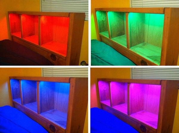 """The DIY """"RGB-oard"""""""