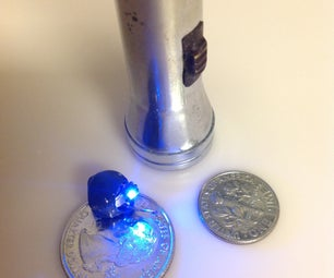 Smallest Flash Light on Instructables.