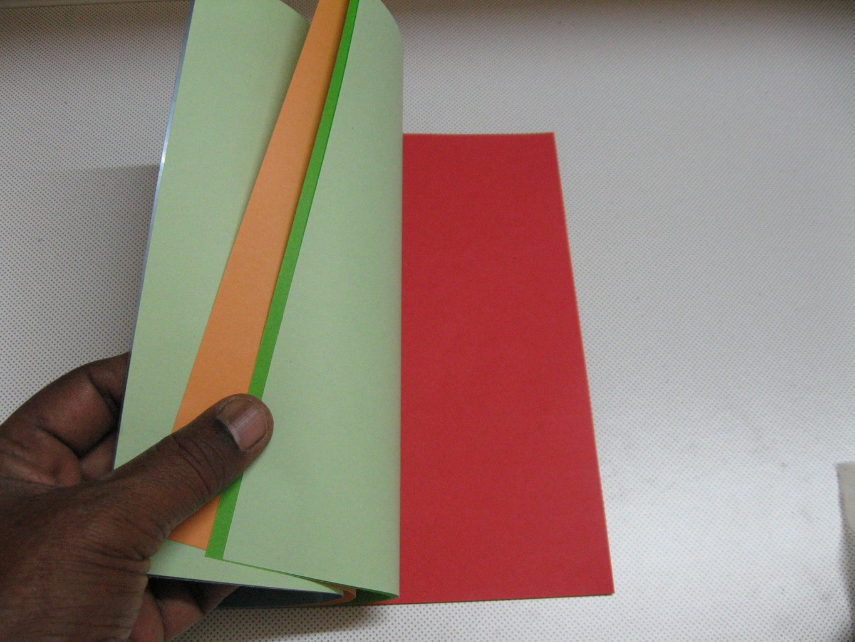 Spiral-bind the Scrapbook