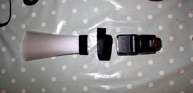 Gluing Velcro