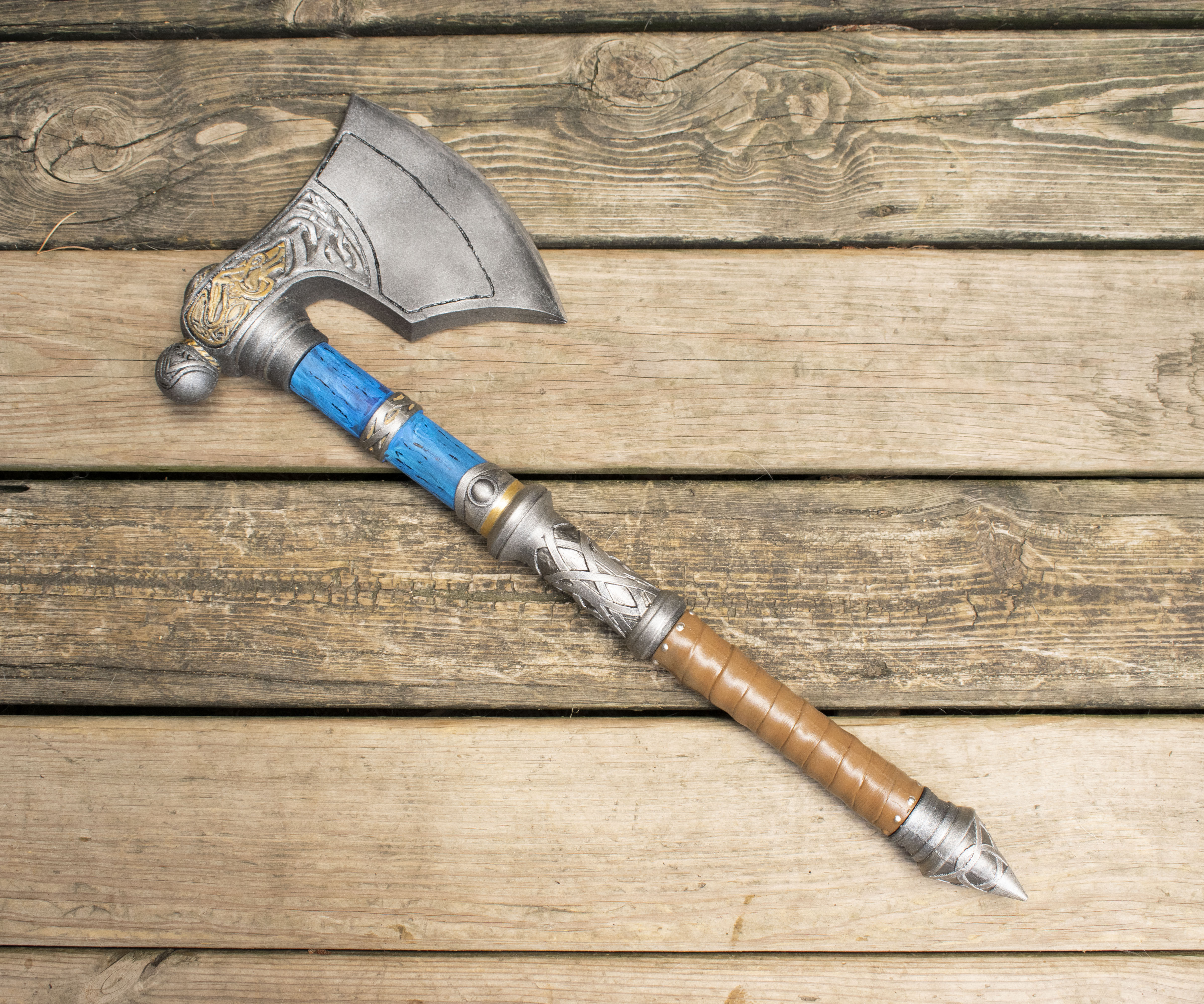 Assassin's Creed Valhalla Eivor Axe 02