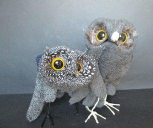 Lost Glove Owl