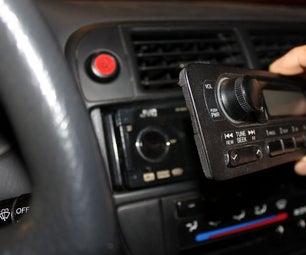 Craptastic Anti-theft Radio
