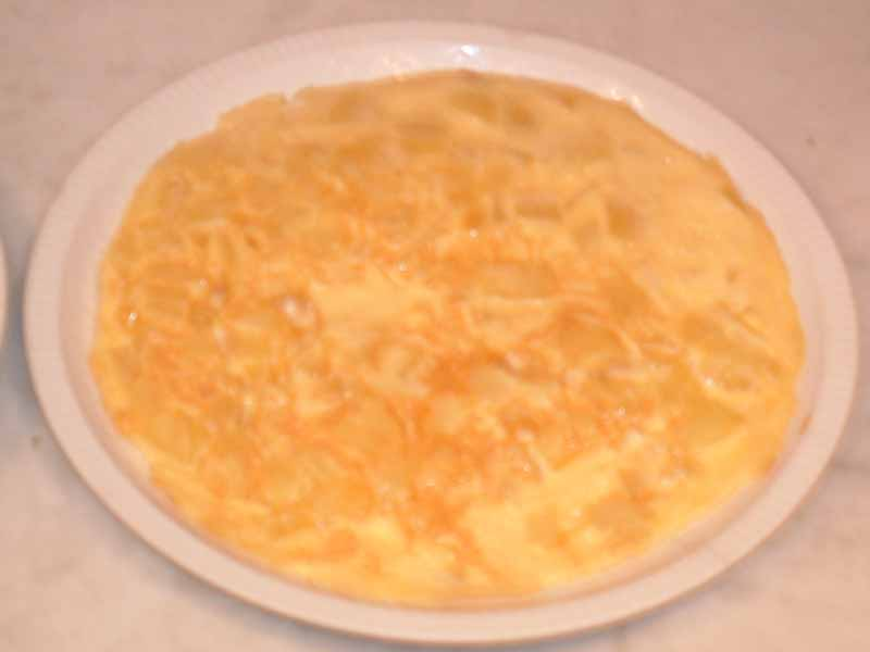 TORTILLA DE PATATAS (SPANIARD OMELET)