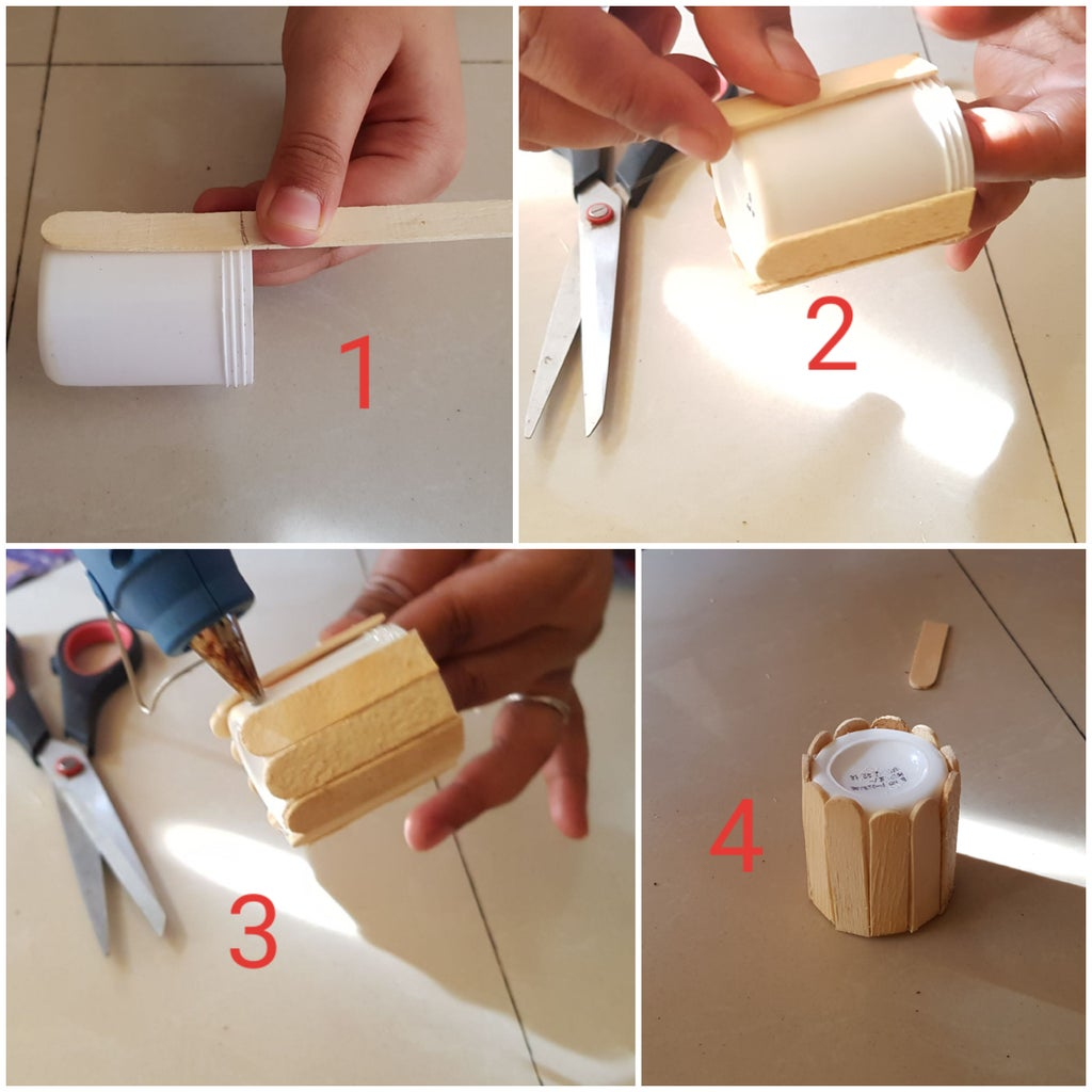 Making of Hut