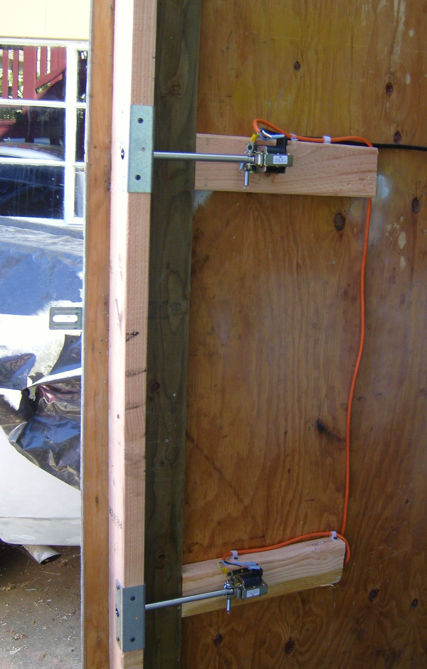 Build a Remote Control Deadbolt