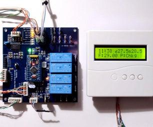 Valden: Heat Pump Controller
