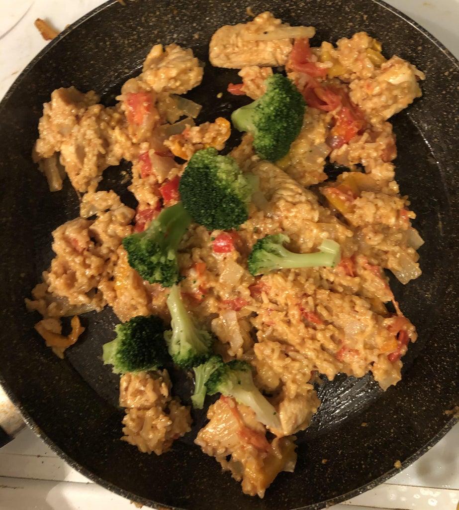 Add Broccoli