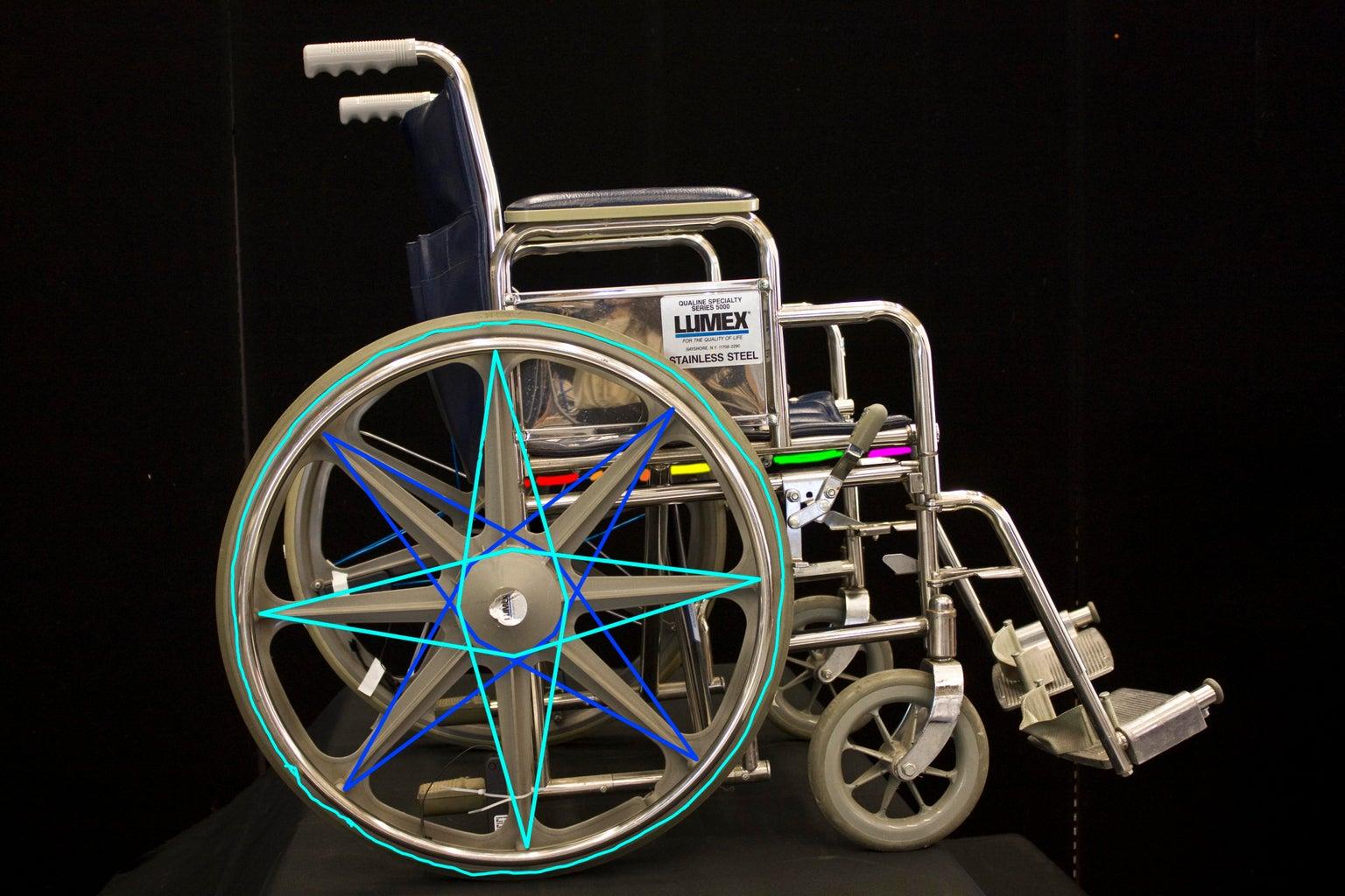 Design/Plan Wheelchair Design