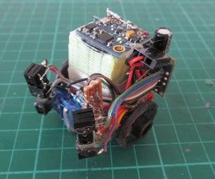 Micro Robot (5cm Cube)
