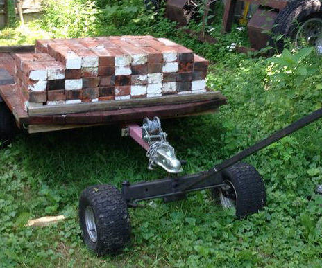 How To Make A Trailer Maneuvering Dolly