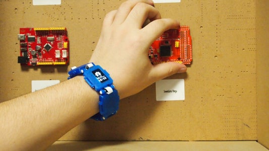Open Source 3D Printing Xadow Modules Smart Watch