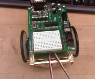 How to Make a Parallax BOE-Bot Using the Basic Stamp Chip
