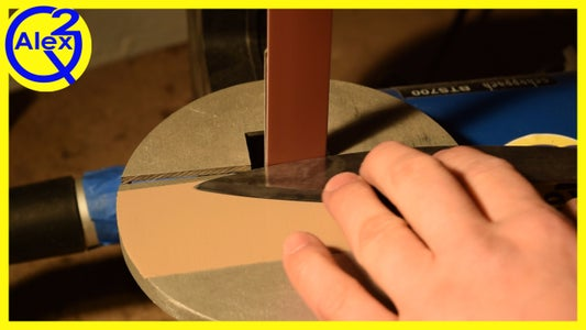Refining the Edges and Bevels