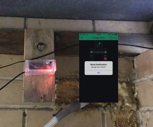 Arduino Garage Door Alarm With Blynk